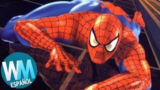 ¡Top 10 de Juegos de SPIDER-MAN!