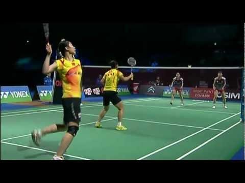 F - WD - Ma J./Tang J. vs M.Matsutomo/A.Takahashi - 2012 Yonex Denmark Open