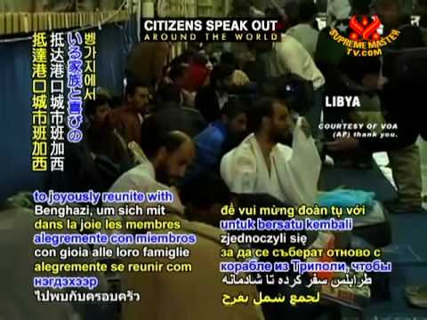 Citizens speak out - 25 June 2011