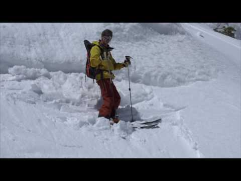 Ski Mountaineering Skills with Andrew McLean - Steep Skiing