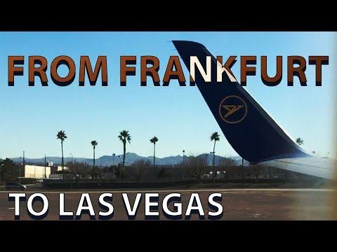 FRANKFURT/LAS VEGAS FLIGHT CONDOR Vlog