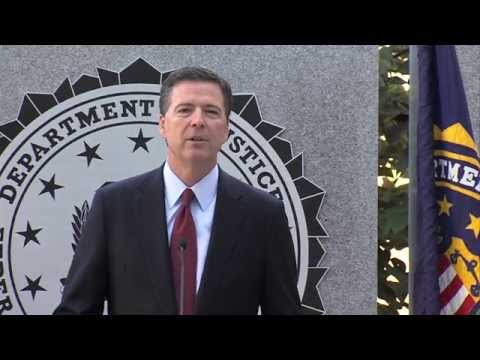 FBI Director James Comey Visits San Diego