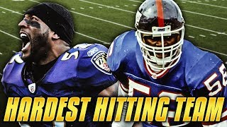 THE HARDEST HITTING LINEUP! Madden 19 Ultimate Team