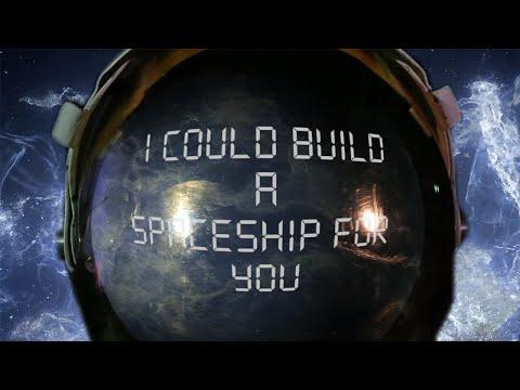 Comet Blue - Spaceship (Official Lyric Video)