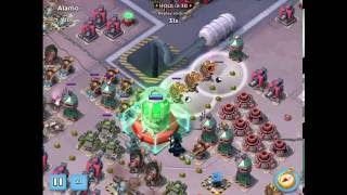 Boom Beach — Alamo in 2 attacks, Эксперты I