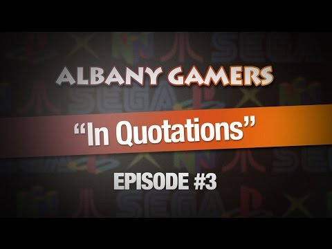"""In Quotations"" - Episode 3 (A New Rebooted)"
