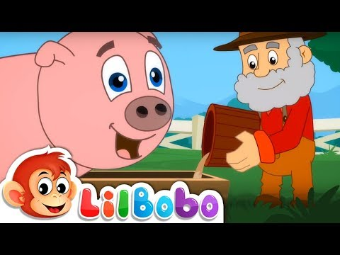 Old MacDonald Had a Farm | Nursery Rhyme | Children Songs with Lyrics