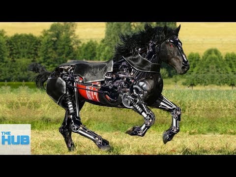 Download Youtube: Advanced Robot Animals You Need To See To Believe