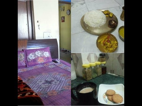 Monday || A casual day in Housewife Susmita's life ||
