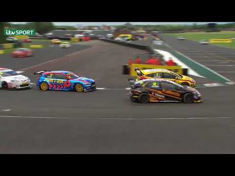 R14 in 60s | Croft | BTCC 2017