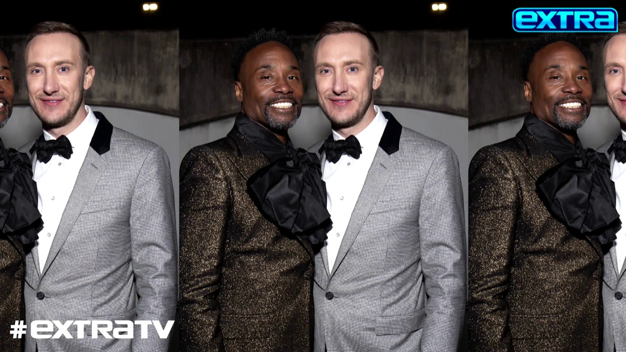 Billy Porter Reveals How COVID-19 Pandemic Has Affected His Relationship with Husband Adam Smith