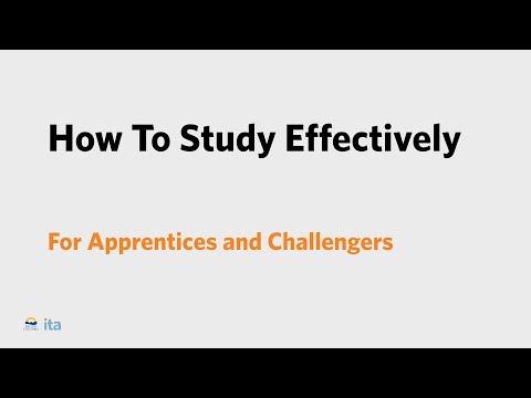 Exam And Study Supports ITA BC