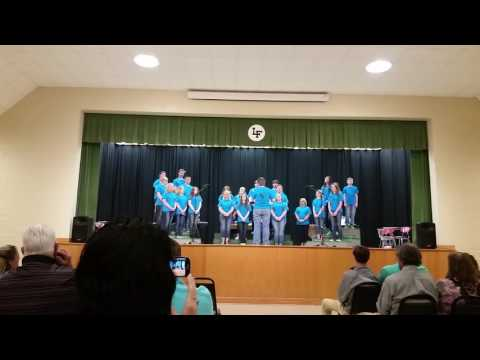 Lost Boy by Ruth B (cover) - Sydney Baker and Locust Fork High School Choir