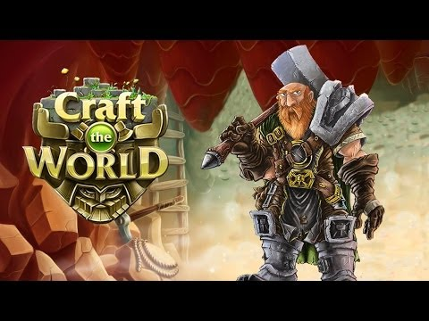 Craft The World # 12 Textiles y Blindaje Experto  [HD] Español