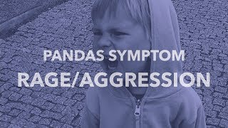 Know the Symptoms - Rage/Aggression