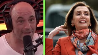 Joe Rogan GOES OFF on Nancy Pelosi for Hair Salon Visit