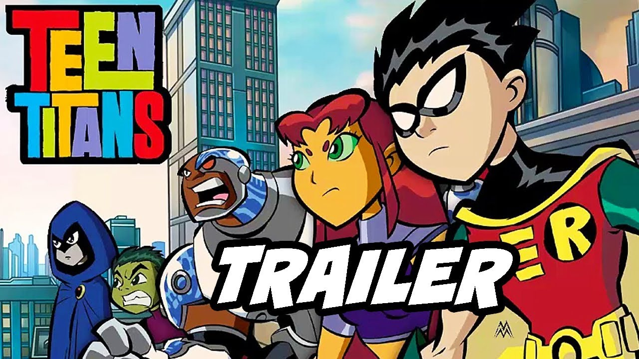 Teen Titans Season 6 Trailer Breakdown - Youtube