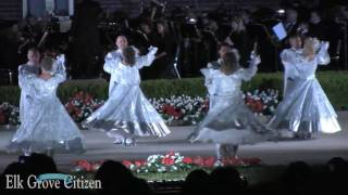 "Strauss Festival of Elk Grove 2010 - ""On the Beautiful Blue Danube Waltz"" finale"
