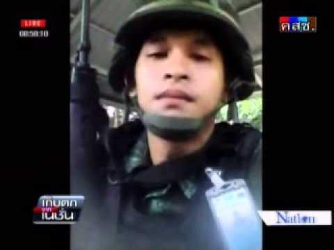 "Nation channel : แชร์สนั่น! คลิป ""ทหาร"" เปิดใจ! ว่อนโลกโซเชี่ยล 4/6/2557"
