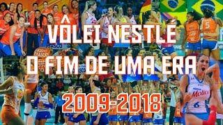 Vôlei Nestlé - O fim de uma era | Danilo Rosa