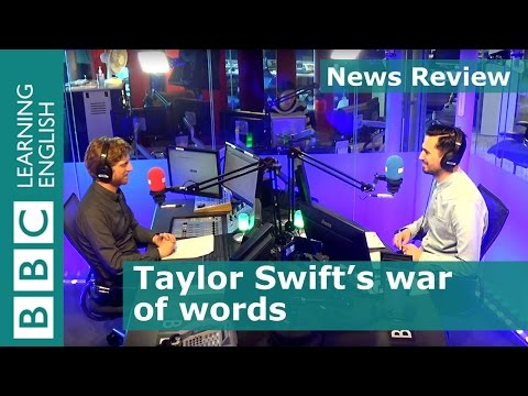 News Review 16 February 2016: Taylor Swift's war of words