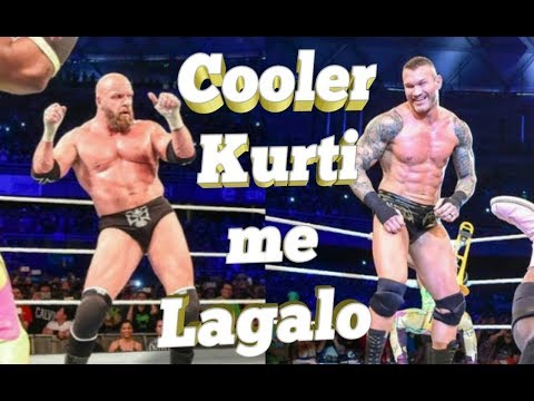 Cooler Kurti Mein Funny | WWE Dance Bhojpuri Mix | Sou-mix