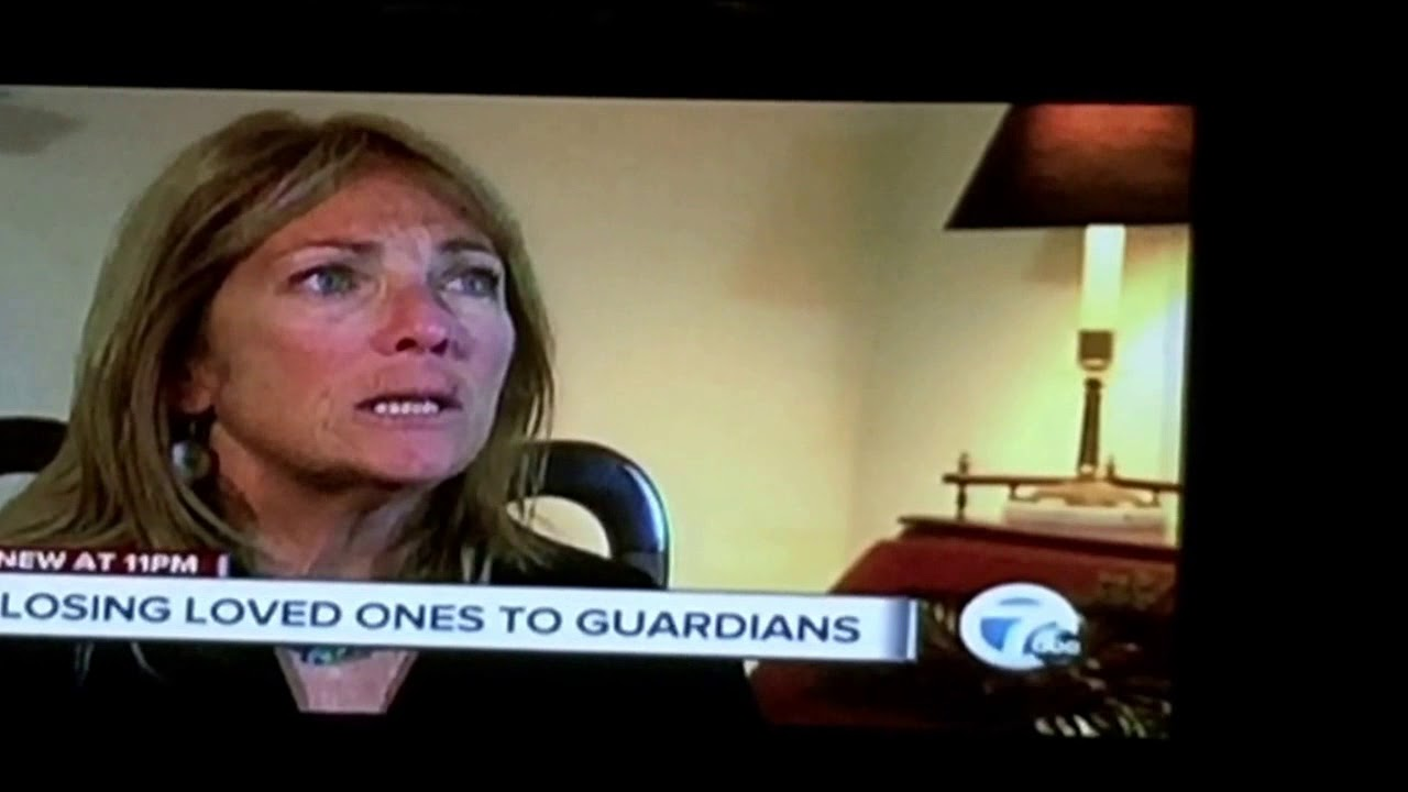 Heather Catallo Of Wxyz News Investigates Oakland County Probate
