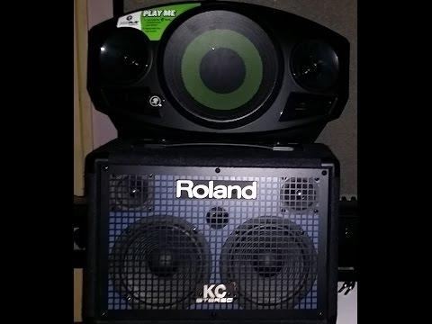 Mackie Freeplay vs Roland KC-110