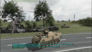 Armed Assault Campaign mission 1