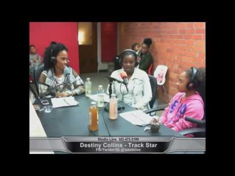 The Dialogue w' Starlett Quarles! 02-25-15