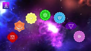 Unblock All 7 Chakras: Boost Your Aura, Push Up Your Chakras Power - Chakras Healing Music.mp3