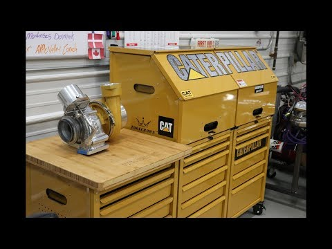 Coolest Caterpillar Tool Boxes Ever