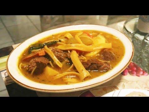 Soup Joumou Recipe | Haitian Soup