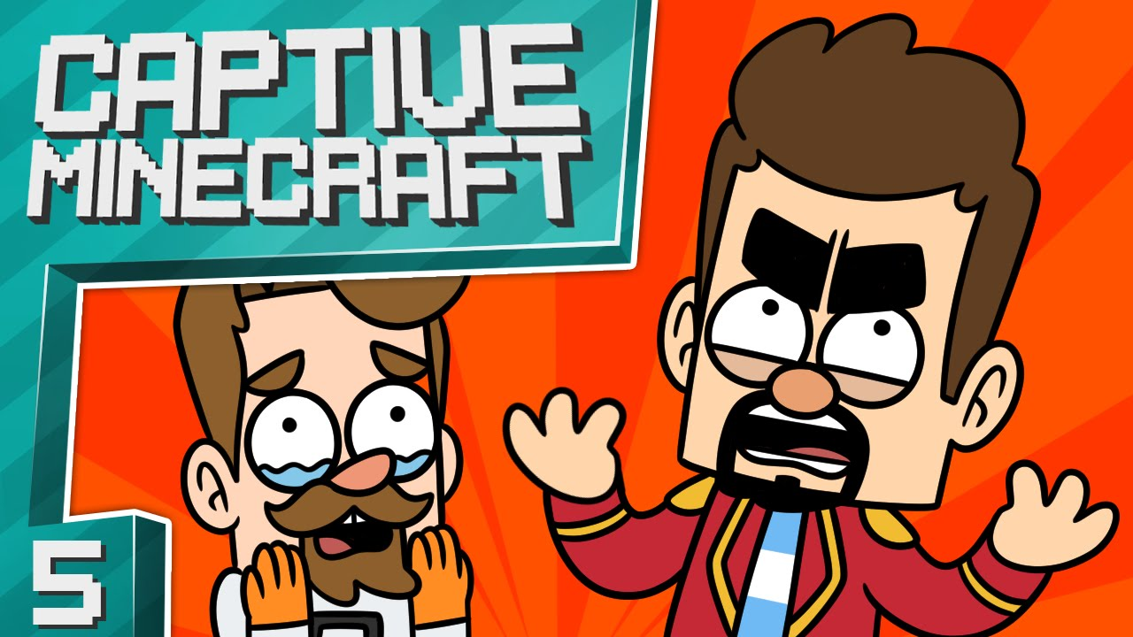 THE QUEST OF PURE FRUSTRATION Captive Minecraft YouTube - Minecraft captive spiele