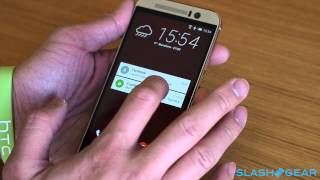 HTC One M9 and Sense 7 hands-on