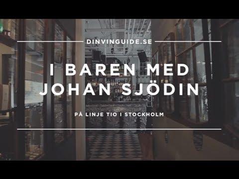 DRINKEN THE DON DRAPERITHA – JOHAN SJÖDIN FRÅN STORY HOTEL