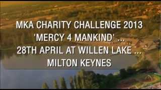 MKA Charity Challenge 2013 - Promo