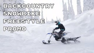 Morgan Kaliszuk Backcountry Freestyle Promo