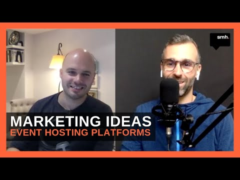 Marketing Ideas For Online Event Hosting Platforms With Benjamin Dell - Content Sessions #27