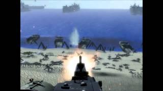 Call of Duty W@W Omaha Beach D Day) Mod {PC}