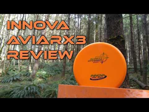 Innova Star AviarX3 Disc Golf Disc Review - Disc Golf Nerd