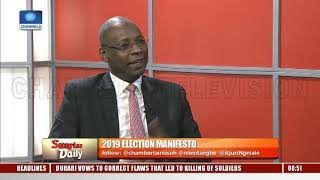 2019 Election: Throw Atiku Out If He Doesn't Perform In Four Years, Campaign Aide Boasts Pt.3
