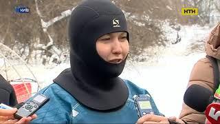 Первая девушка-водолаз появилась в Украине!