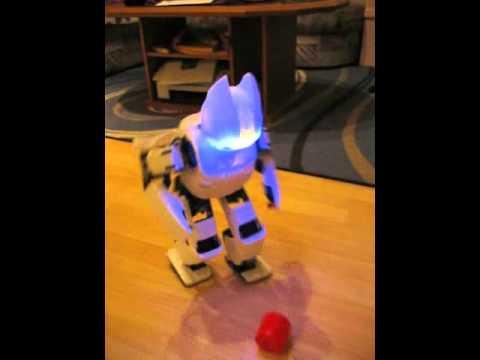 darwin op robot clone youtube. Black Bedroom Furniture Sets. Home Design Ideas