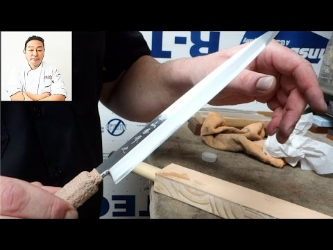 Knife Sharpening 201 - Reaching Your Knife's Full Potential