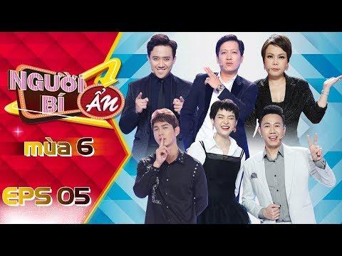 """Người Bí Ẩn 2019   Tập 5 Full: Hiền Hồ """"phũ"""" Anh Đức, xao xuyến với giọng hát của trai đẹp Song Luân"""