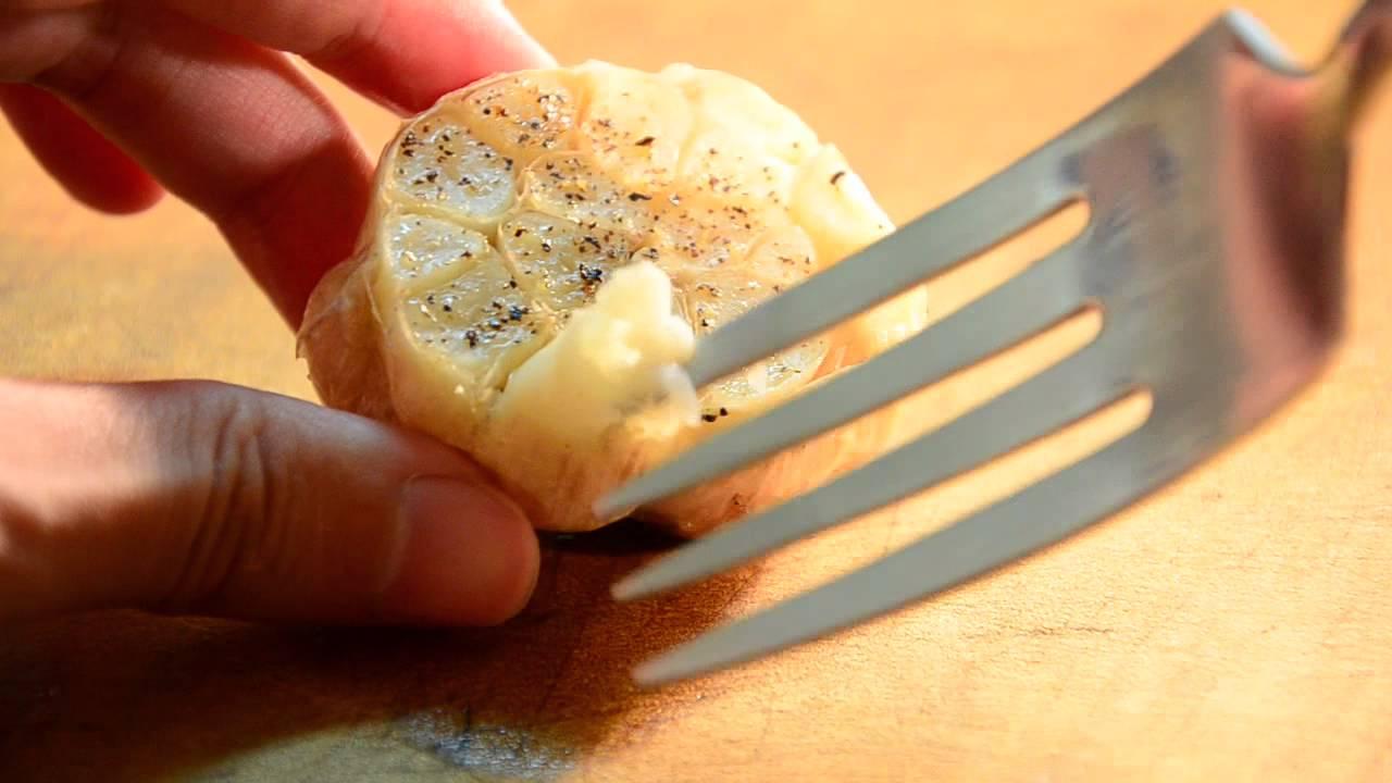 差不多食譜:烤大蒜 Roasted Garlic - YouTube