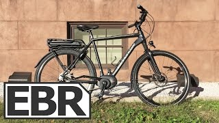 Cannondale Mavaro Performance Video Review - Professional Commuter Electric Bike