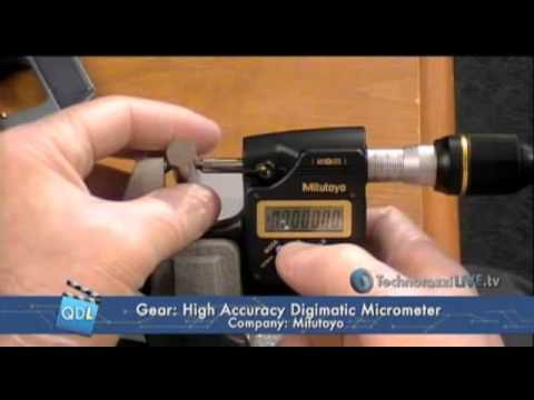 Mitutoyo MDH Micrometer Featured On Quality Digest Live