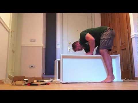 Garderobekast Stolmen Ikea.Building Ikea Stolmen Chest In Stop Motion Hd With Iphone4 Youtube